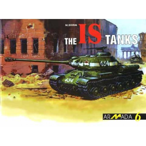 ARM-006e IS Soviet WW2 Heavy Tank. Armada Series. Vol.6 (English Edition)