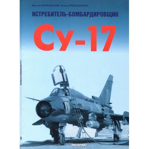 EXP-042 Sukhoi Su-17 Soviet Fighter-Bomber