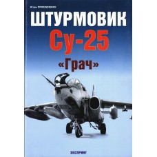 EXP-043 Sikhoi Su-25 Russian Jet Attack Aircraft