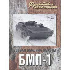 FRI-200802 BMP-1 Russian Infantry Fighting Vehicle book