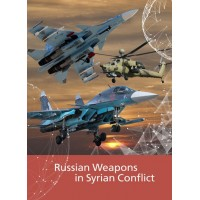 OBK-096 Russian Weapons in Syrian Conflict (in English) hardcover book