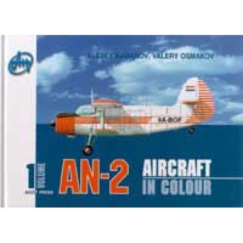 OTH-031 Antonov An-2 book