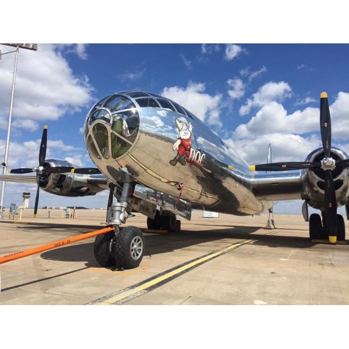 EQB-72006 Equipage 1/72 Rubber Wheels For Boeing B-29 / B