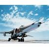 EQG-72030 Equipage 1/72 Rubber Wheels for Mikoyan MiG-23BM, MiG-27, MiG-27K, MiG-21M