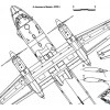 AVV-200601 Aviation and Time 2006-1 1/72 Antonov An-32 Transport Aircraft, 1/72 Sukhoi Su-9 Early Jet Fighter scale plans on insert
