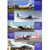 AVV-201503 Aviation and Time 2015-3 Antonov An-24 Soviet Turbo-Prop Airliner 1/72 scale plans on insert