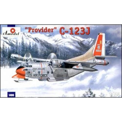 AMO-1406 1/144 C-123J model kit