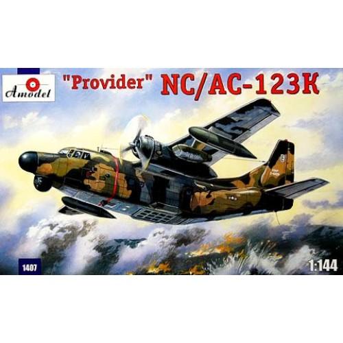 AMO-1407 1/144 NC/AC-123K model kit