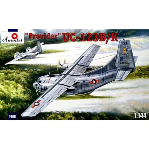 AMO-1408 1/144 UC-123K model kit