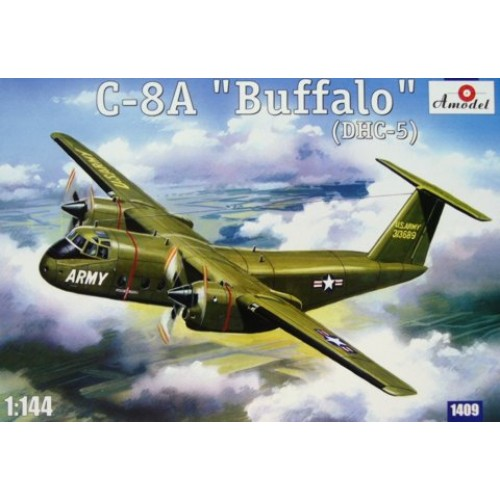 AMO-1409 1/144 C-8 Buffalo model kit