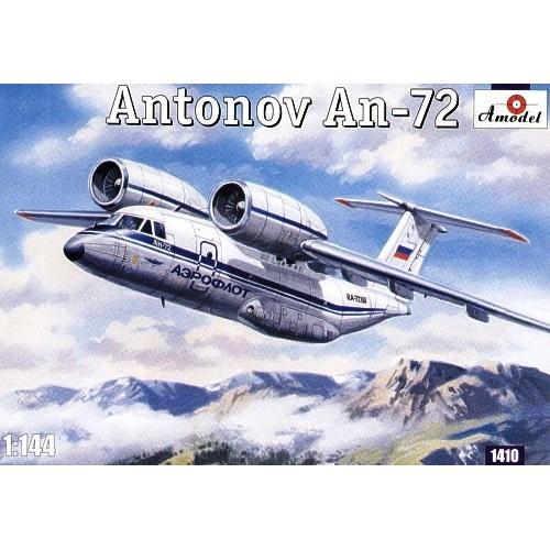 AMO-1410 1/144 An-72 model kit