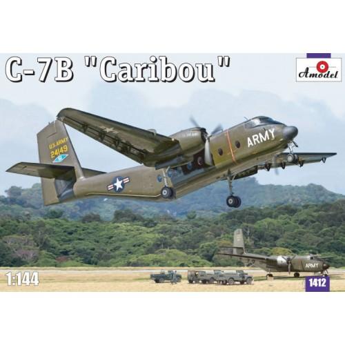 AMO-1412 1/144 Caribou USA model kit