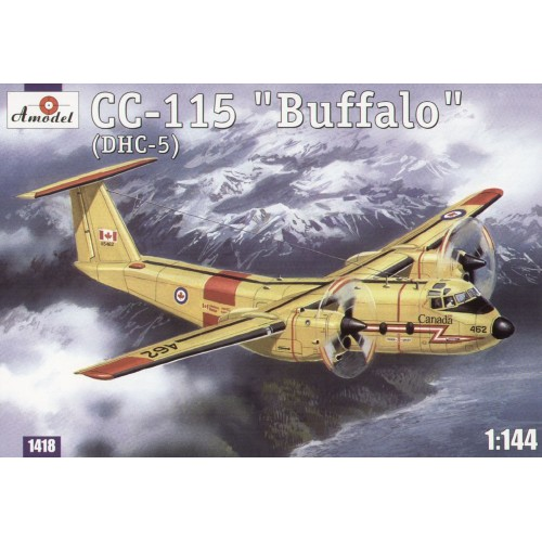 AMO-1418 1/144 CC-115 model kit