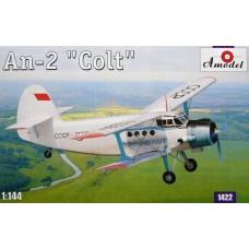 AMO-1422 1/144 An-2 model kit