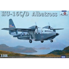 AMO-1423 1/144 HU-16CD model kit