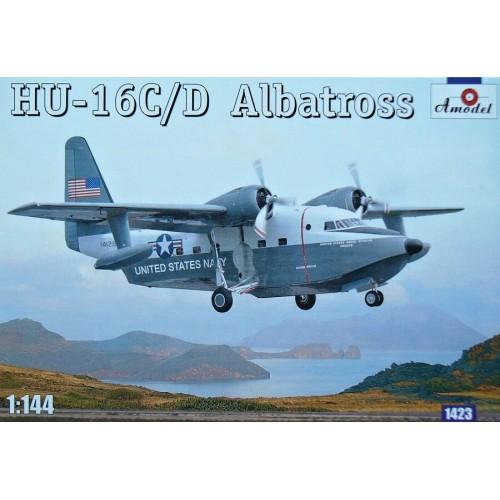 AMO-1423 1/144 HU-16CD model kit
