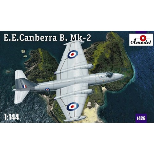 AMO-1426 1/144 Canberra Mk2 model kit