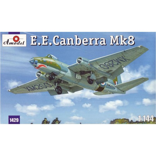 AMO-1429 1/144 Canberra Mk8 model kit