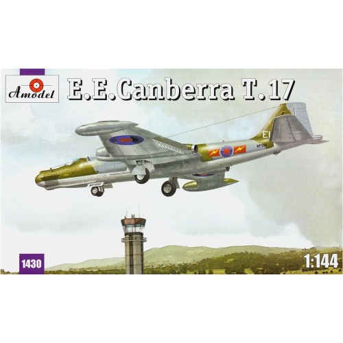 AMO-1430 1/144 Canberra T-17 model kit