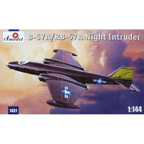 AMO-1431 1/144 B-57A/RB-57A model kit