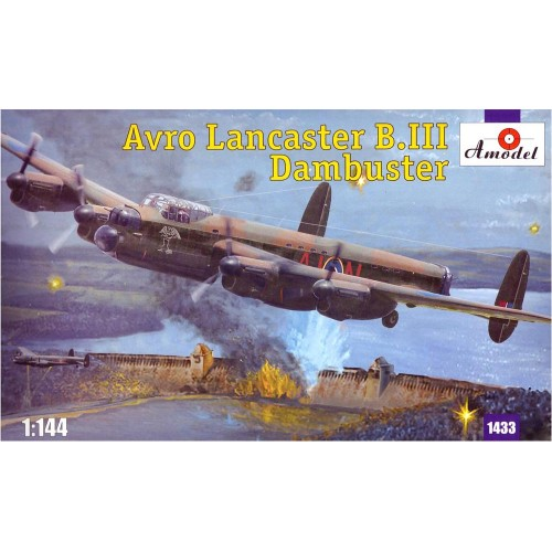 AMO-1433 1/144 Dambuster MKIII model kit