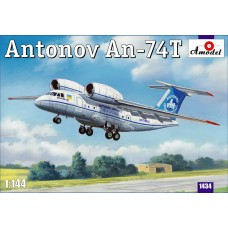 AMO-1434 1/144 An-74T model kit