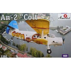 AMO-1435 1/144 An-2 model kit