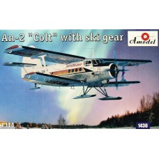 AMO-1436 1/144 An-2 model kit