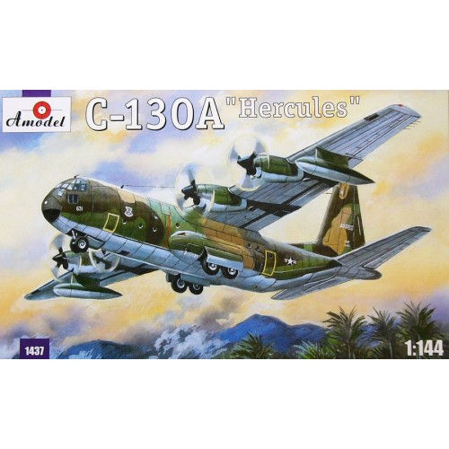 AMO-1437 1/144 C-130A model kit