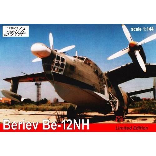 AMO-143802 1/144 Be-12NH model kit