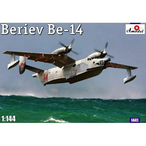 AMO-1441 1/144 Be-14 model kit