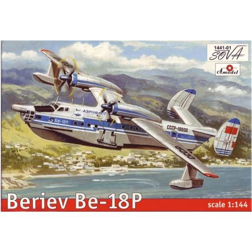 AMO-144101 1/144 Be-18P model kit