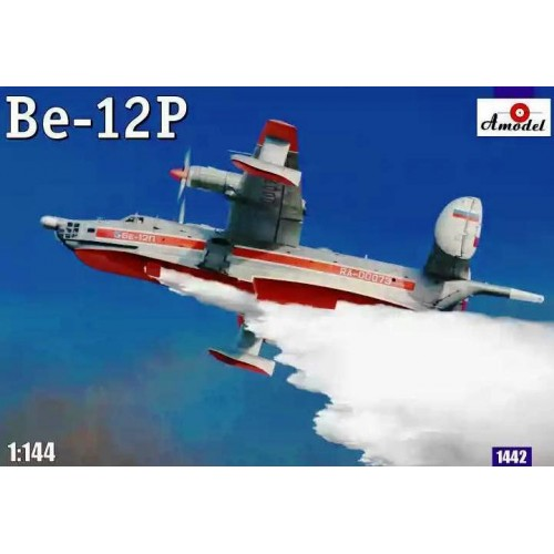 AMO-1442 1/144 Be-12P model kit