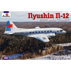 AMO-1443 1/144 IL-12 model kit
