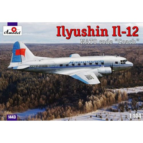 AMO-1443 1/144 IL-12 model kit
