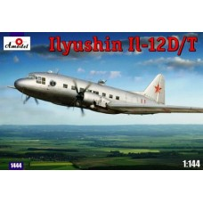 AMO-1444 1/144 IL-12D model kit