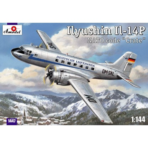 AMO-1447 1/144 IL-14P model kit