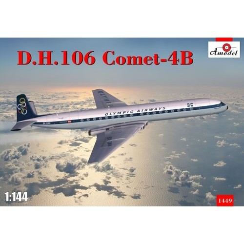 AMO-1449 1/144 Comet 4B Olympik air model kit