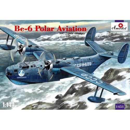AMO-1451 1/144 Be-6 Polar Aviation model kit