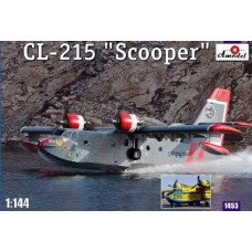 AMO-1453 1/144 CL-215 model kit