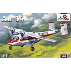 AMO-1456 1/144 An-14 model kit