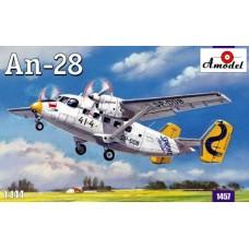 AMO-1457 1/144 An-28 model kit