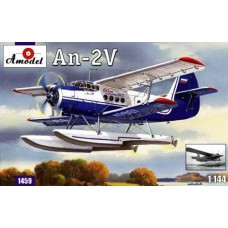 AMO-1459 1/144 An-2V (An-4) model kit