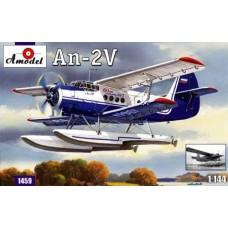 AMO-1459 1/144 An-2V (An-4) model kit