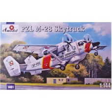 AMO-1461 1/144 M-28 Skytruck model kit