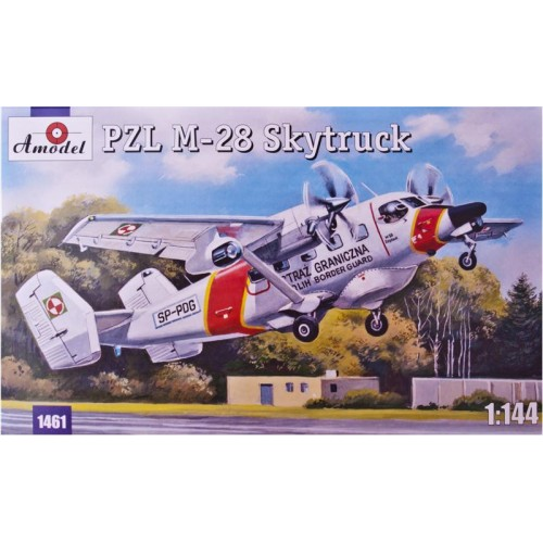 AMO-1461 1/144 M-28 Skytruck model kit