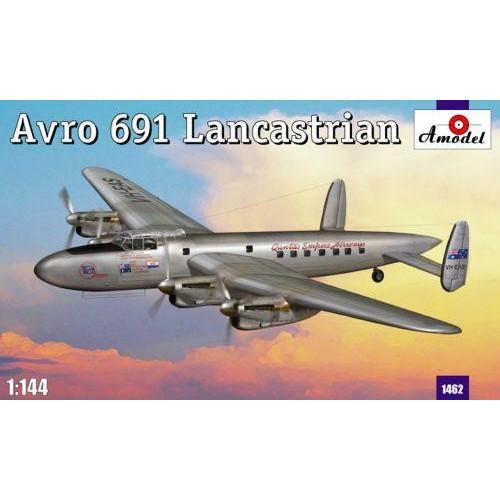 AMO-1462 1/144 Avro Lancastrian model kit