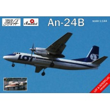 AMO-146402 1/144 An-24 model kit