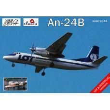 AMO-146402 1/144 An-24 model kit