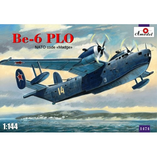 AMO-1474 1/144 Be-6 PLO model kit